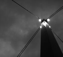light tower by david gilliver