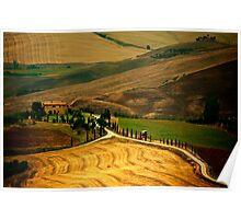 Tuscany, III Poster