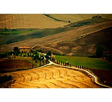 Tuscany, III Photographic Print