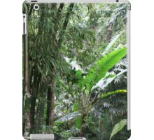 A Green Tranquil Forest iPad Case/Skin