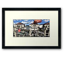 Golconda Framed Print