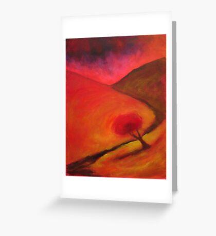 'Mountain Ash' Greeting Card