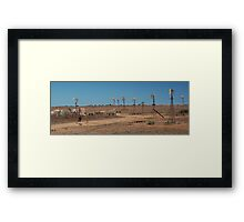 Water Source Framed Print