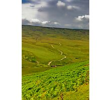 The Long Winding Road Photographic Print