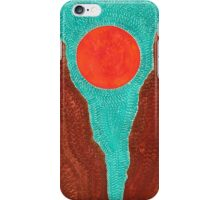 Slot Canyon original painting iPhone Case/Skin