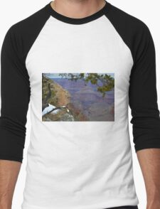 Grand Canyon 14  Men's Baseball ¾ T-Shirt