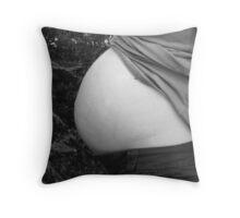 Even Bigger Bump Throw Pillow