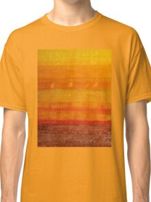 Earth & Sky original painting Classic T-Shirt