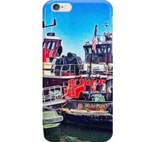 Portsmouth Icons iPhone Case/Skin
