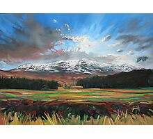 Glen Spean Photographic Print