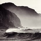 Coalcliff at Dawn by Martin Healey