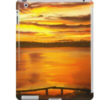Heat of the Night  iPad Case/Skin