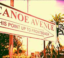 Canoe Avenue by Kaan Calder