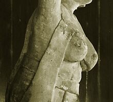 Balinese Statue 3 by Werner Padarin