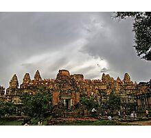 Siem Reap, Cambodia Photographic Print