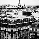 Paris Skyline by Brett Still