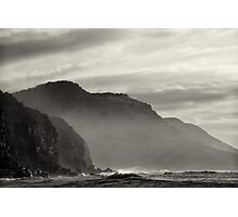 The Boat - Coalcliff Photographic Print
