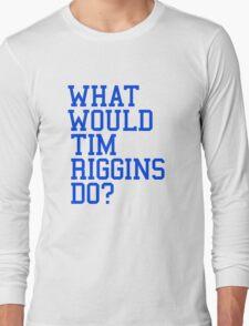 BLUE 33 Long Sleeve T-Shirt