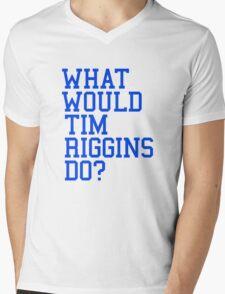BLUE 33 Mens V-Neck T-Shirt