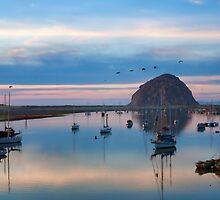Morro Bay  by Hugh Smith