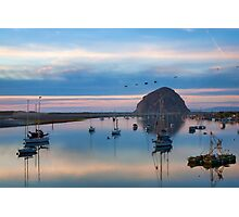 Morro Bay  Photographic Print