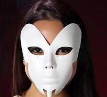 White Mask by photobylorne
