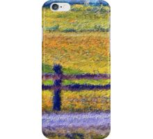Along the Gravel Path iPhone Case/Skin