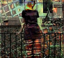 Groovy Grunge Gal by hickerson