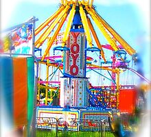 YoYo Carnival Ride by apclemens