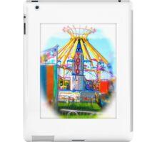 YoYo Carnival Ride iPad Case/Skin