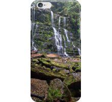 Nelson Falls - Tasmania iPhone Case/Skin