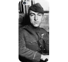 Captain Eddie Rickenbacker iPhone Case/Skin
