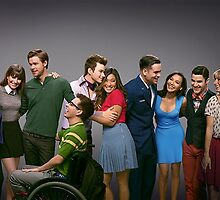 Glee Cast Season 6 by Lina591