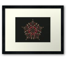 Love Snakes Framed Print