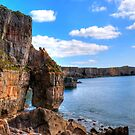 St Govan's Cove by Stephen Peters