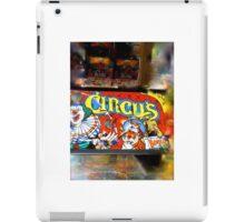 Circus Pinball iPad Case/Skin