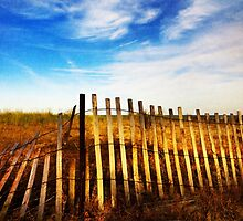 Broken Barrier by SRowe Art