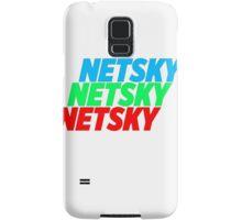 3 Netsky shirt Samsung Galaxy Case/Skin