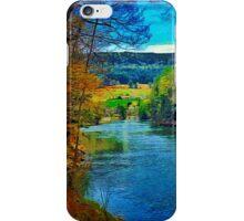 Less Lost in Woodstock iPhone Case/Skin