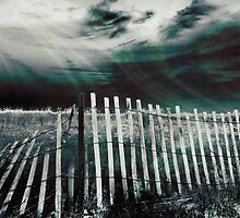 Broken Barrier - Fifth Dimension by SRowe Art