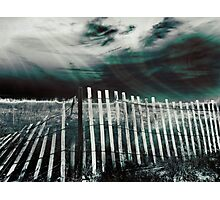 Broken Barrier - Fifth Dimension Photographic Print