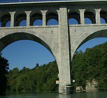 Butin bridge by Fran E.