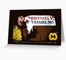 Johnny Boy Greeting Card