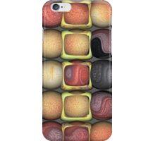 Square Holes, Round Pegs iPhone Case/Skin