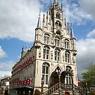 Gouda, Town Hall by Mishimoto