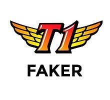 SKT T1 - FAKER by LeagueTee
