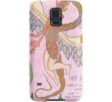 LOC Campout Flyer Samsung Galaxy Case/Skin
