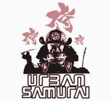 urban samurai Kids Tee