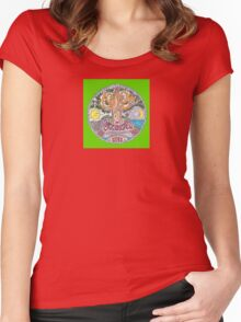 Lords of Consciousness Women's Fitted Scoop T-Shirt