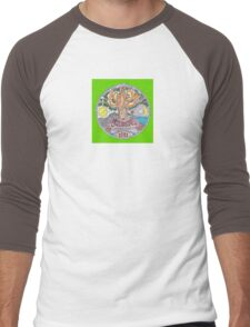 Lords of Consciousness Men's Baseball ¾ T-Shirt